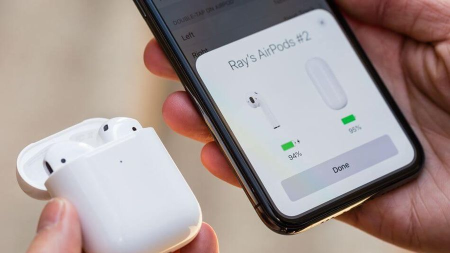 5 cách kiểm tra pin của AirPods, AirPods Pro, AirPods Max