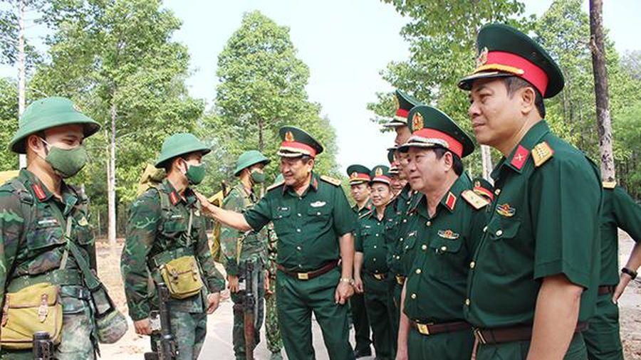 Tập trung tuyên truyền cho tuyển sinh quân sự năm 2021