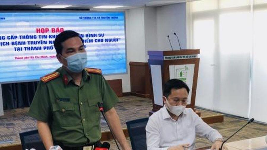 Tp.HCM: Xử lý sai phạm tại khu cách ly tập trung của Vietnam Airlines