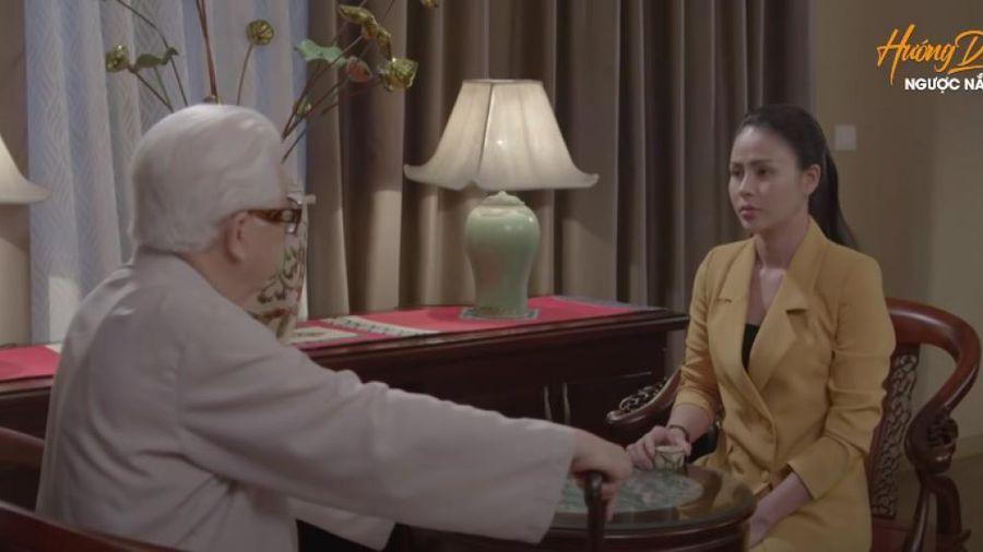 'Hướng dương ngược nắng' tập 39: Ông Phan hiểu lầm chuyện tình cảm của Minh và Kiên