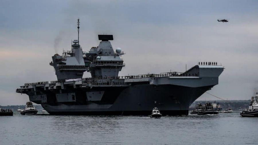 Điều tàu chiến tới Ấn Độ - Thái Bình Dương: Châu Âu không còn 'ngại' đối đầu Trung Quốc?