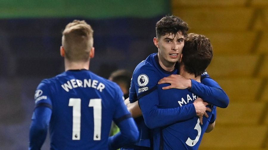 Hạ Everton, Chelsea nối chuỗi trận bất bại lên con số 11