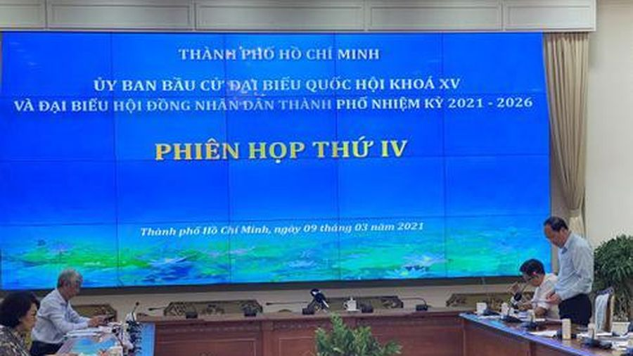 TP.HCM có 4 người tự ứng cử Đại biểu Quốc hội khóa mới