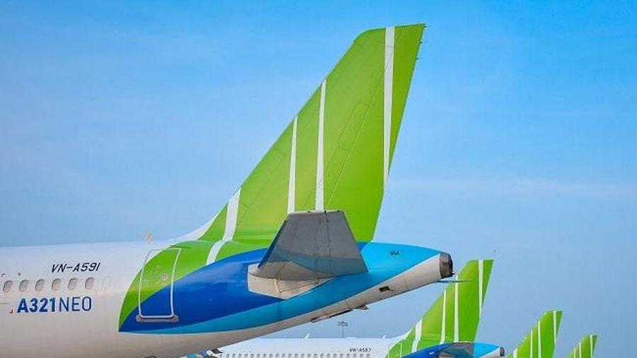 Bamboo Airways vượt lên, phủ sóng lớn nhất mạng bay nội địa