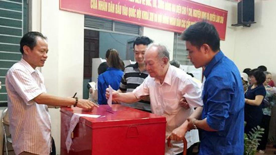 Hà Nội mở hai đợt giám sát về công tác bầu cử Quốc hội và HĐND các cấp