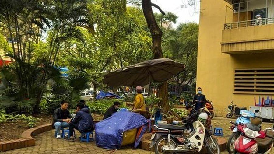 Vụ nữ sinh rơi chung cư tử vong ở Hà Nội: Nhân chứng kể lại giây phút thương tâm