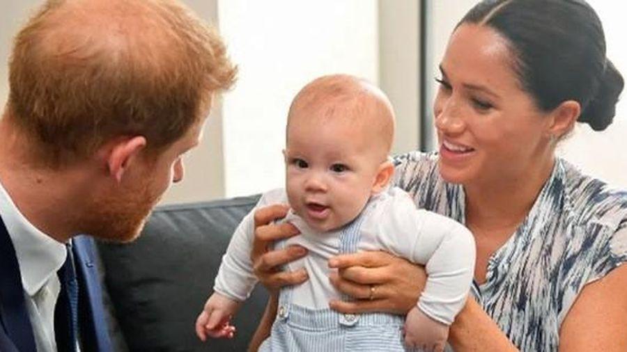 Meghan: 'Archie không cần là hoàng tử, chỉ cần được bảo vệ'