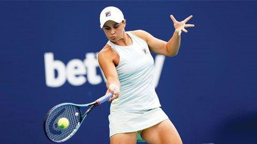 Ashleigh Barty bị loại ở tứ kết Charleston Open 2021