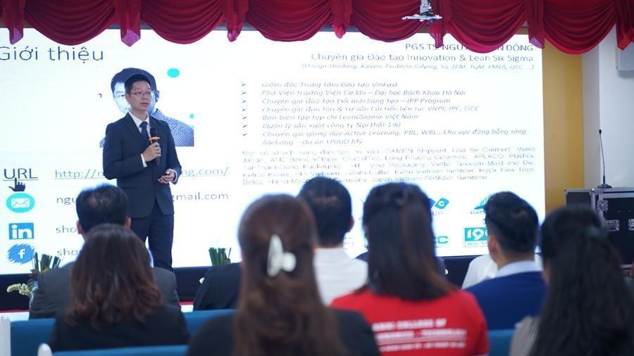 Nguyên Giám đốc Đào tạo VinFast 'đầu quân' cho ngành giáo dục