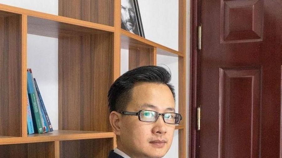 Luật sư Nguyễn Minh Hải: 'Nghề luật đã ăn vào máu của tôi'