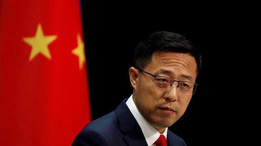 Trung Quốc cảnh báo Mỹ 'đừng đùa với lửa' trong vấn đề Đài Loan