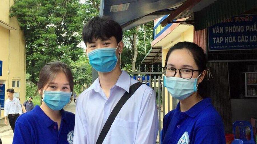 Nội dung đề thi và chỉ tiêu tuyển sinh lớp 10 tại Hà Nội năm học 2021 - 2022