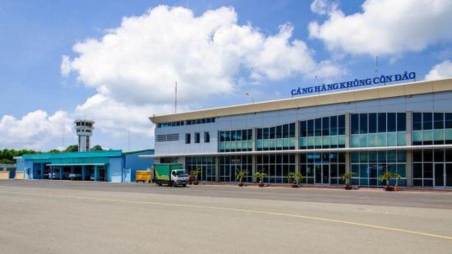 Nghiên cứu lắp đèn đêm sân bay Côn Đảo để tăng chuyến bay
