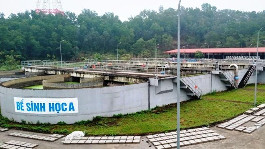 Nhà máy xử lý nước thải TP Thái Nguyên 'đắp chiếu' đến bao giờ?