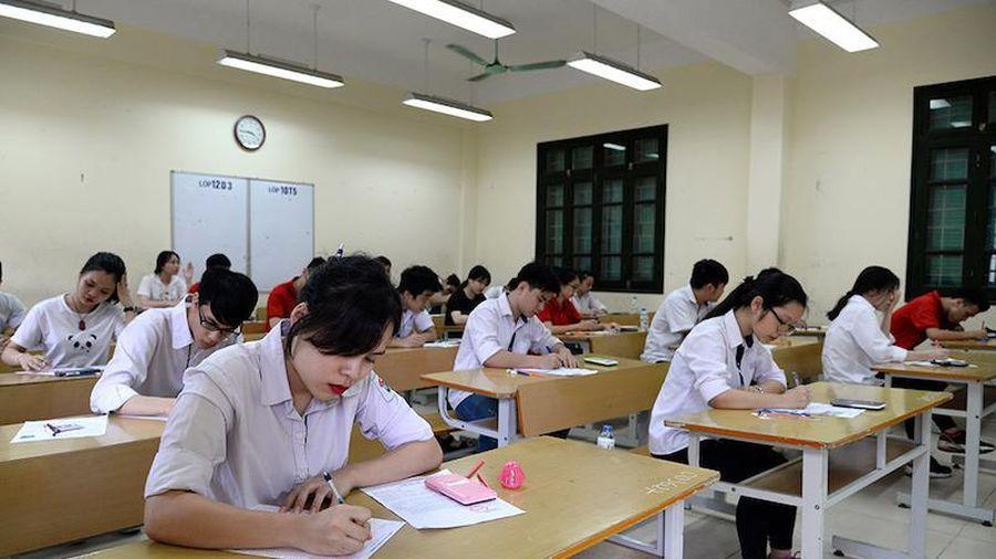 Khảo sát học sinh lớp 12 toàn thành phố vào ngày 11 và 12-5