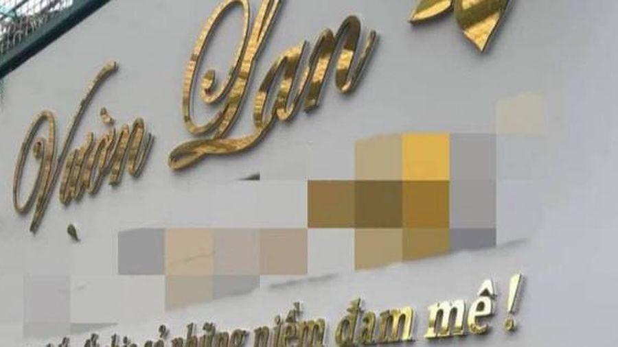 Chủ vườn lan 'ôm' tiền tỉ bỏ trốn: Giám đốc Công an Hà Nội chỉ đạo triệu tập những người liên quan