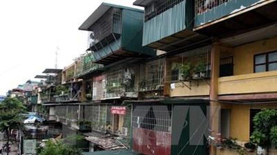 Cần ban hành một Nghị định đặc thù cho cải tạo chung cư ở Hà Nội