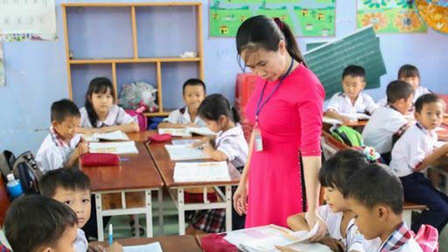 Tuyển dụng, sử dụng giáo viên thuộc thẩm quyền UBND cấp tỉnh