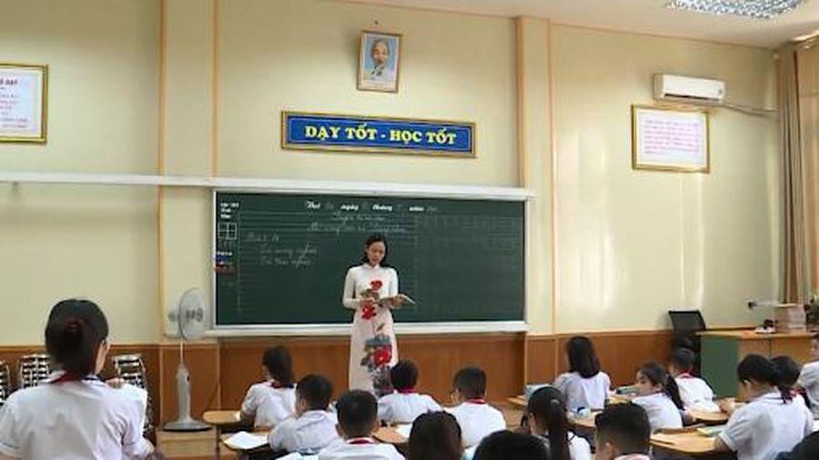 Thái Bình: Hiệu trưởng chịu trách nhiệm về đề xuất chọn sách giáo khoa trong nhà trường
