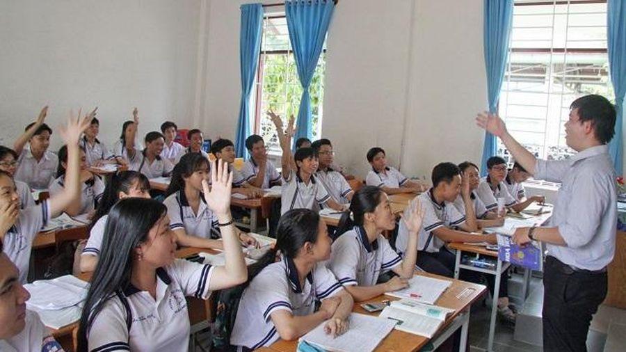 Long An công bố chỉ tiêu tuyển sinh lớp 10 năm học 2021-2022