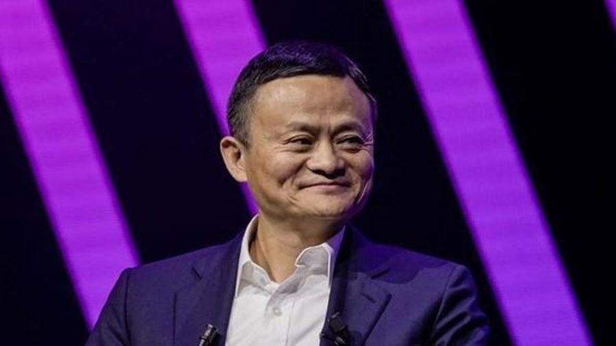 Tài sản của tỉ phú Jack Ma tăng hơn 2 tỉ USD bất chấp án phạt chống độc quyền