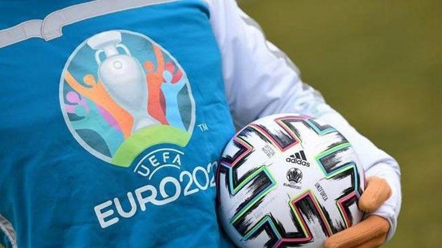 Đã có 8 địa điểm tổ chức EURO 2020 đủ điều kiện đón khán giả