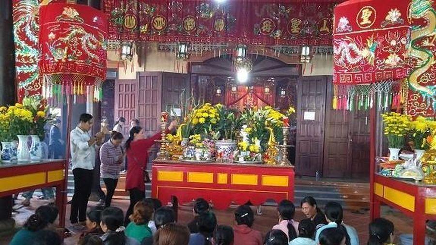 Lễ hội Miếu Bà Rá được công nhận di sản văn hóa cấp quốc gia