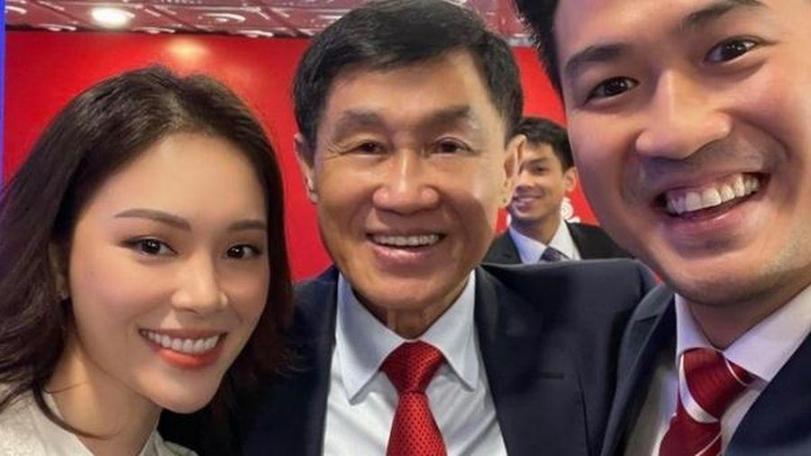 Linh Rin đang tiến rất gần đến vị trí 'em dâu Tăng Thanh Hà'