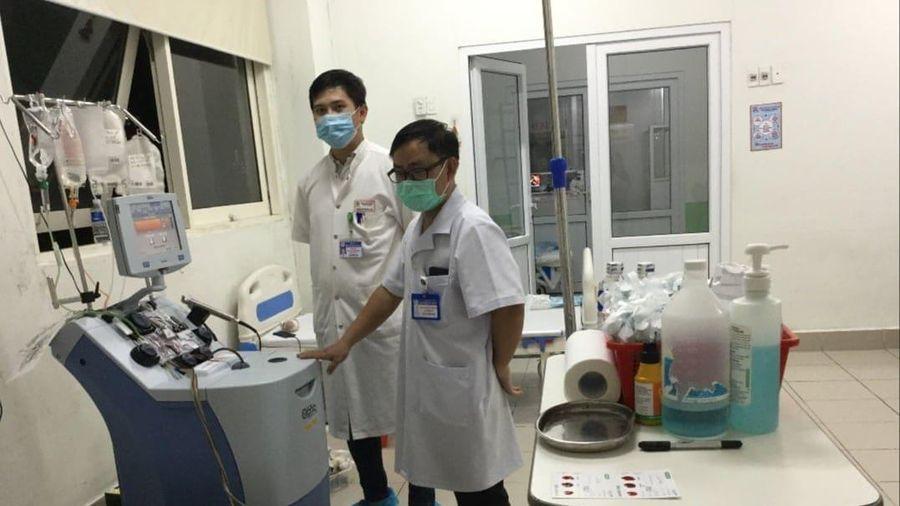 Lần đầu tại Việt Nam ghép tế bào gốc cứu sống bệnh nhi ung thư võng mạc