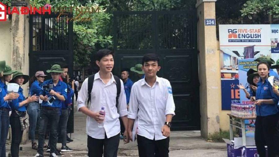 Học sinh Hà Nội được phép đổi khu vực tuyển sinh vào THPT