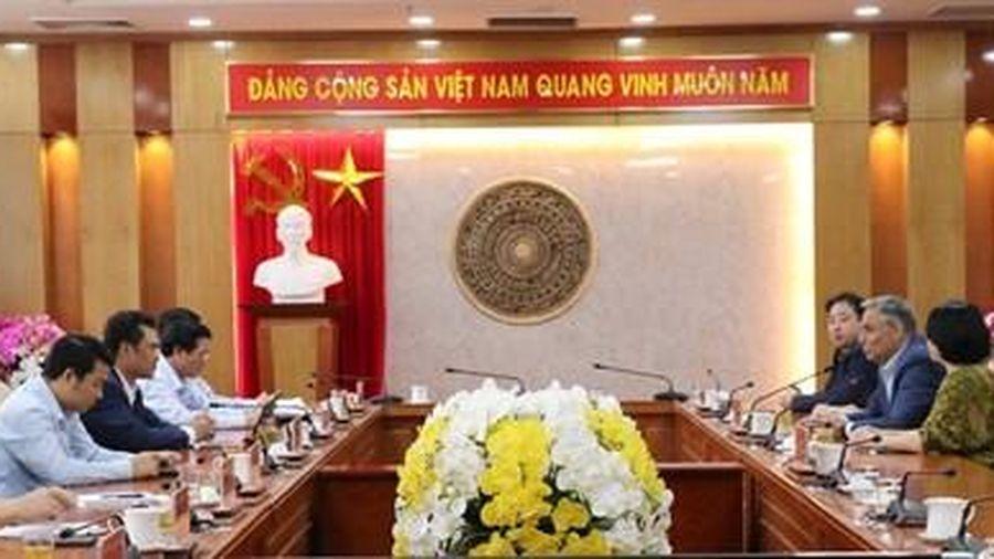 Chuẩn bị khai trương Trung tâm thương mại GO tại Thái Nguyên