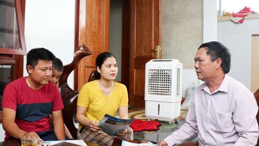 Không được hưởng phụ cấp, cộng tác viên dân số vùng đô thị Hà Tĩnh chịu thiệt thòi