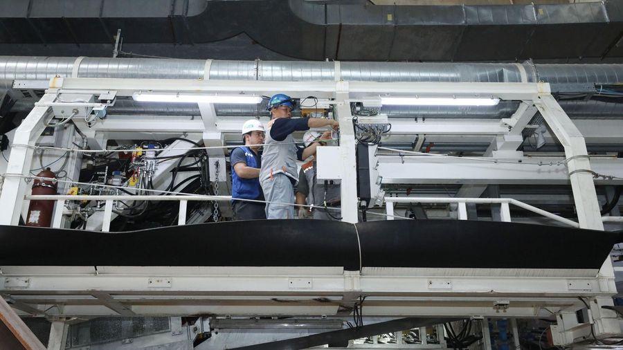 Kiểm tra an toàn, vệ sinh lao động tại Dự án Metro Line 3 Hà Nội