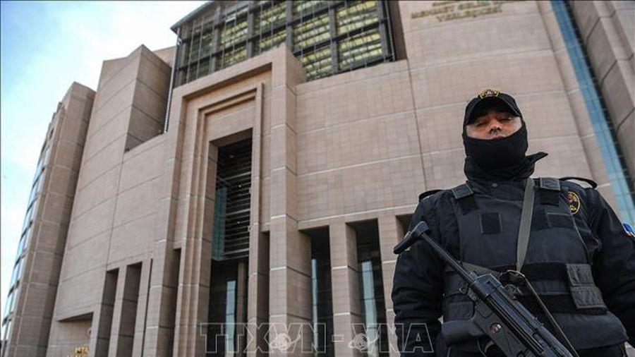 Tòa án Thổ Nhĩ Kỳ ra lệnh trả tự do cho 10 cựu chỉ huy hải quân