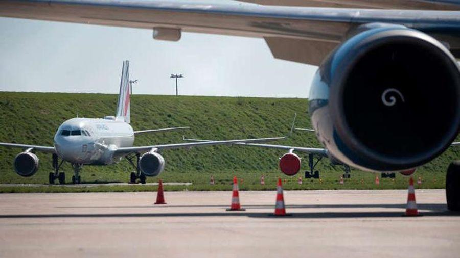 Pháp dự kiến hủy các đường bay đến địa điểm có thể di chuyển bằng tàu hỏa