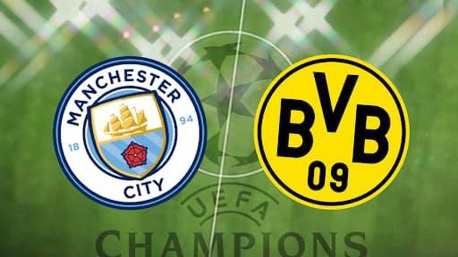 Dortmund vs. Man City: Nhận định trận lượt về tứ kết Champions League