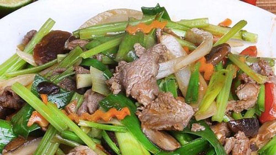 Bí quyết xào thịt bò thơm mềm, giữ nguyên 100% dinh dưỡng mà đầu bếp nhà hàng không bao giờ cho bạn biết