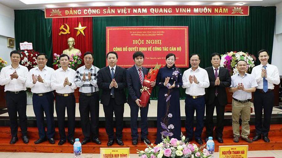 Thái Nguyên bổ nhiệm Phó Giám đốc Sở Thông tin và Truyền thông