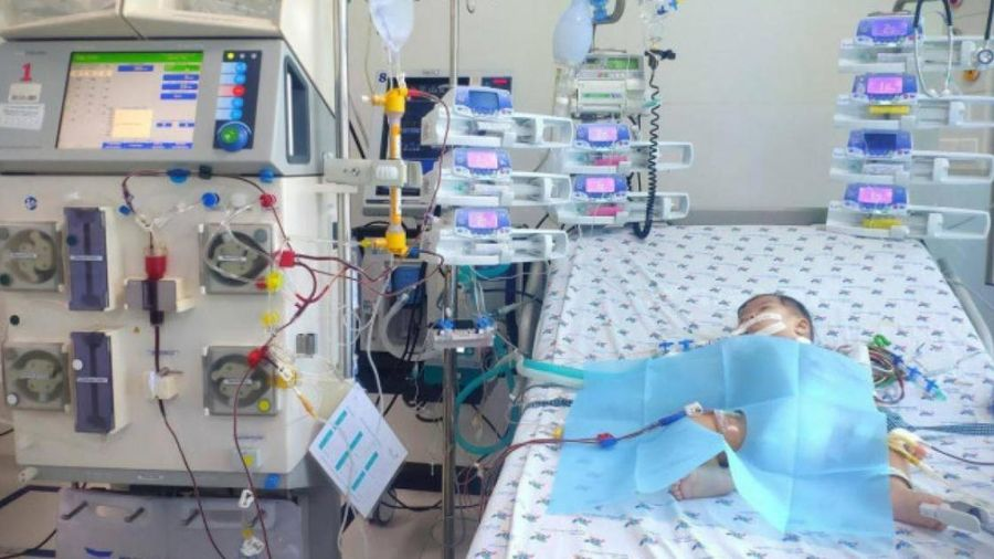 Dịch tay chân miệng: Nhiều trẻ trở bệnh nặng nhanh 'không tưởng'