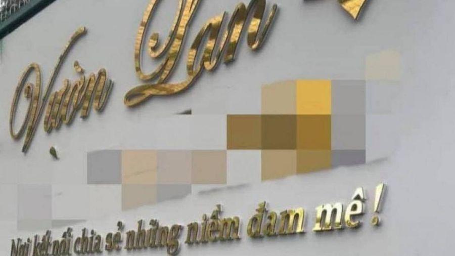 Công an Hà Nội chỉ đạo điều tra chủ vườn lan 'ôm' 11 tỷ đồng bỏ trốn