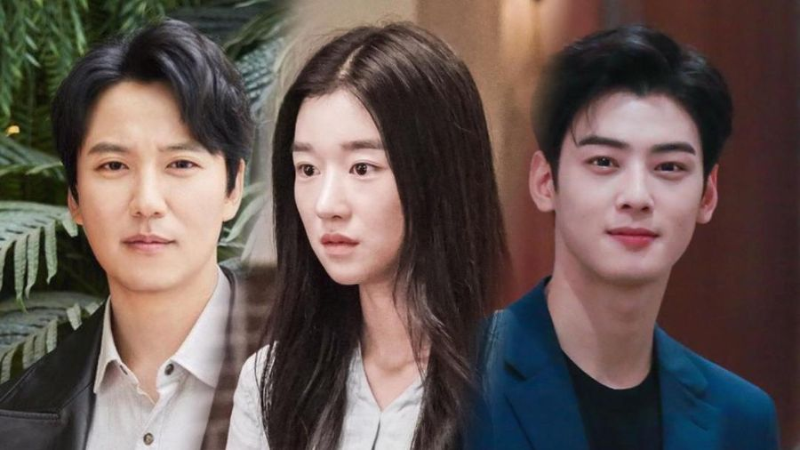 Seo Ye Ji rút khỏi phim đóng cùng Kim Nam Gil - Cha Eun Woo (ASTRO)!