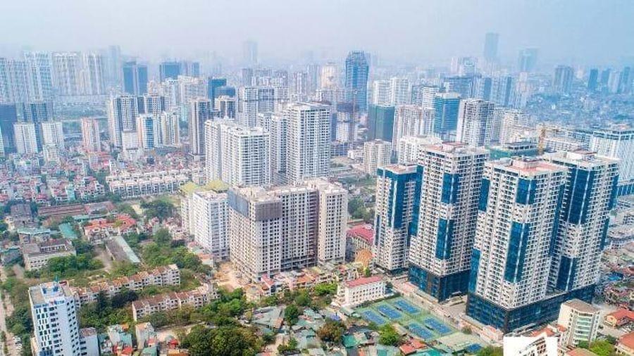 Trung bình mỗi năm Việt Nam có hơn 10 đô thị mới