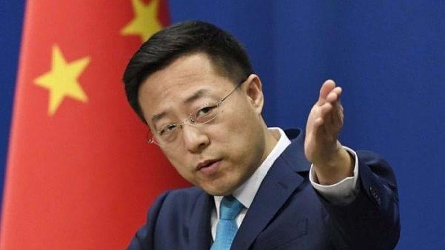 Mỹ ban hành hướng dẫn thúc đẩy quan hệ với Đài Loan, Trung Quốc cảnh báo 'đừng đùa với lửa'