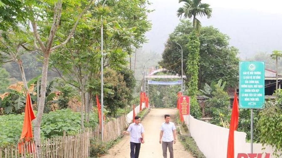 'Dân vận khéo' xây dựng nông thôn mới ở xã Đồng Lương