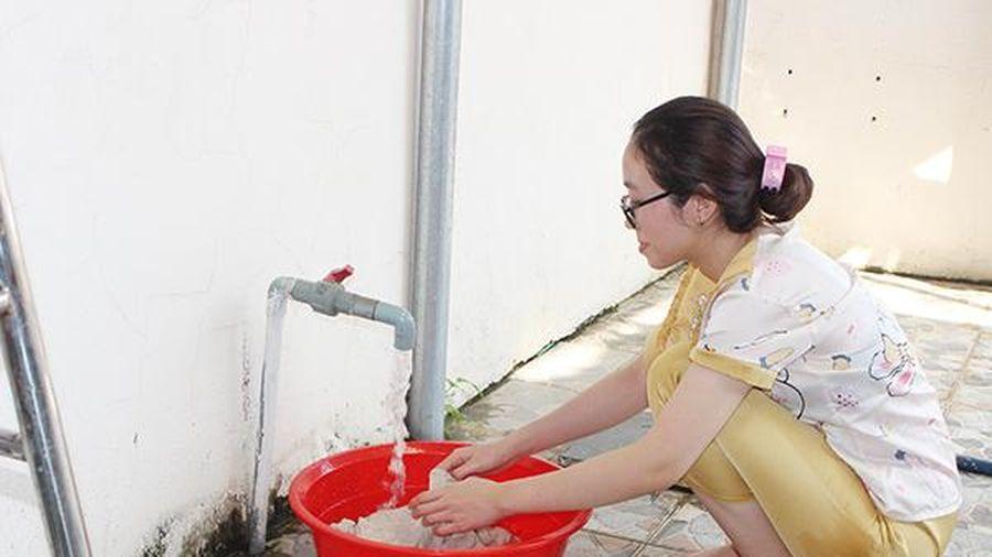 Lo nước sạch cho dân