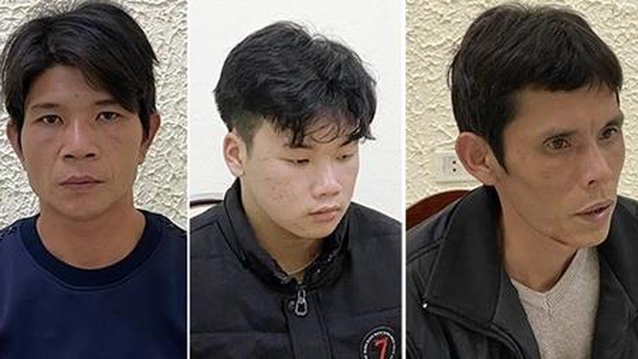 Nhóm đối tượng 'dắt' người Trung Quốc nhập cảnh trái phép vào Việt Nam