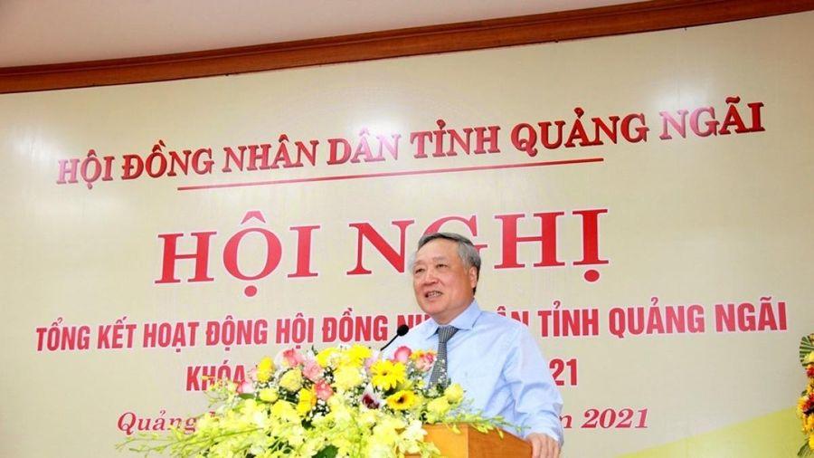 Ông Nguyễn Hòa Bình: Phải lựa chọn được đại biểu chất lượng vào HĐND