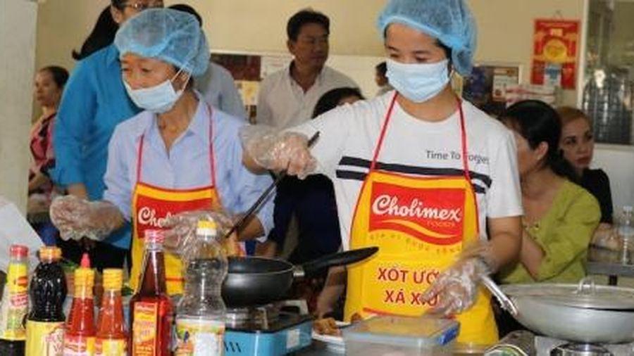Công ty bán tương ớt, gia vị Cholimex lãi gần 180 tỷ đồng trong năm 2020