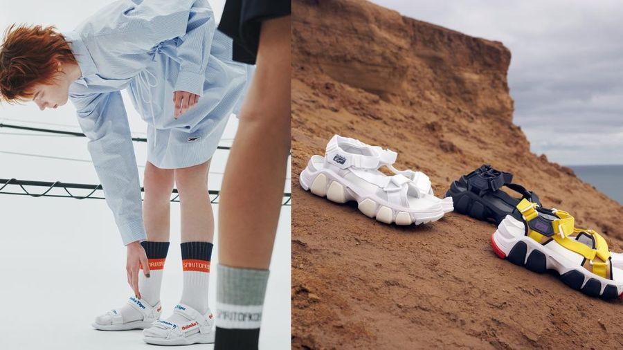 Loạt sandals ấn tượng với những biến tấu đặc sắc, thắp sáng cho phong cách Xuân Hè 2021