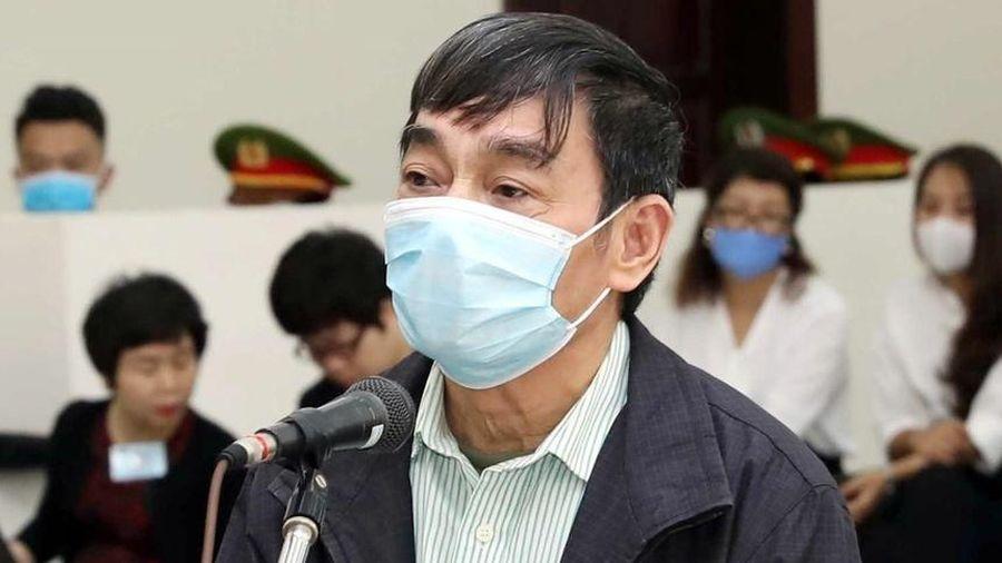 Cựu chủ tịch Tổng công ty Thép VN thừa nhận sai sót 'vì quá tin tưởng anh em'